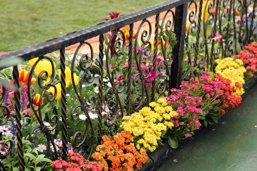 garden fence30