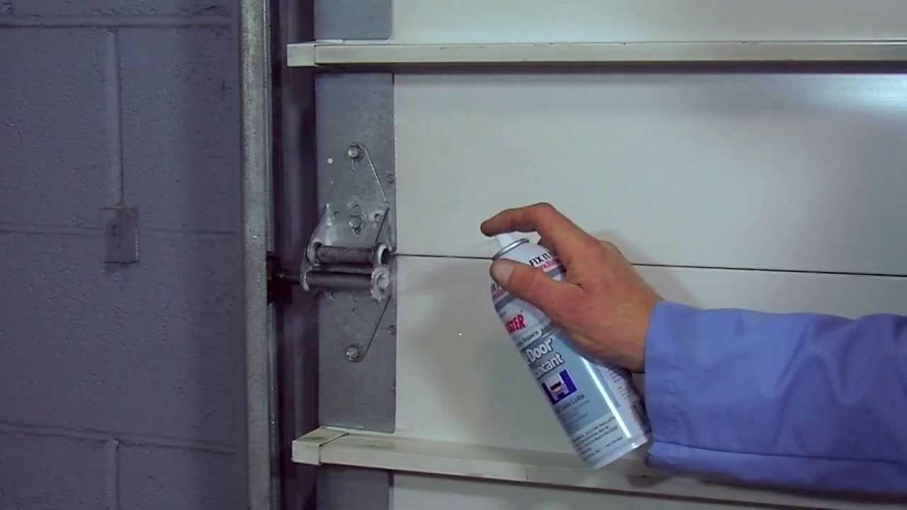 Tips For Effective Garage Door Lubrication Home
