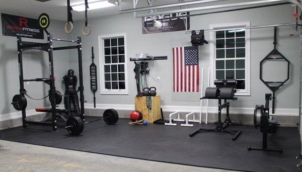 Garage Gym Fitness Studio