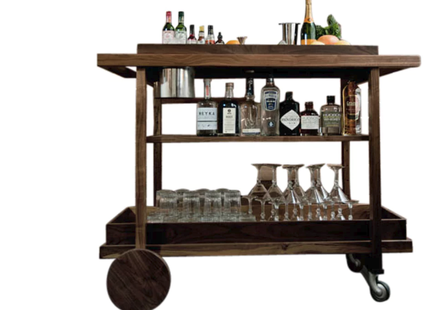 Include A Bar Cart