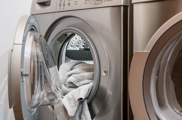 Wash clothes at a lower temperature
