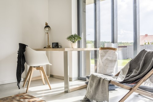 Double Glazing Allows Beneficial Natural Light Into Your Home