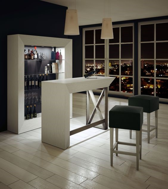 Kitchen Bar Idea 16 Chic