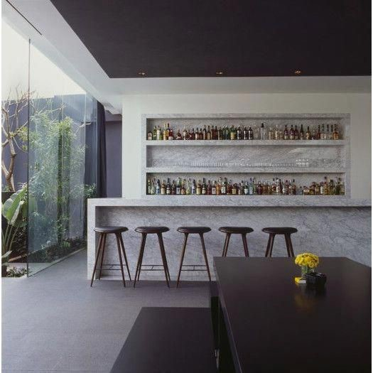 Kitchen Bar Idea 19