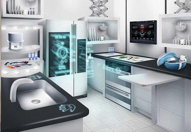 kitchen renovation ideas smart technology
