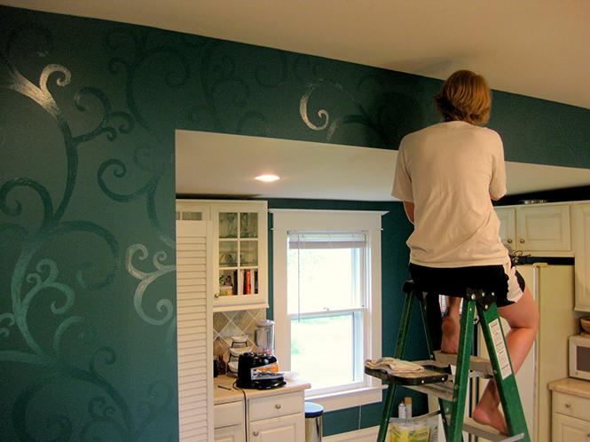 kitchen renovation paint ideas