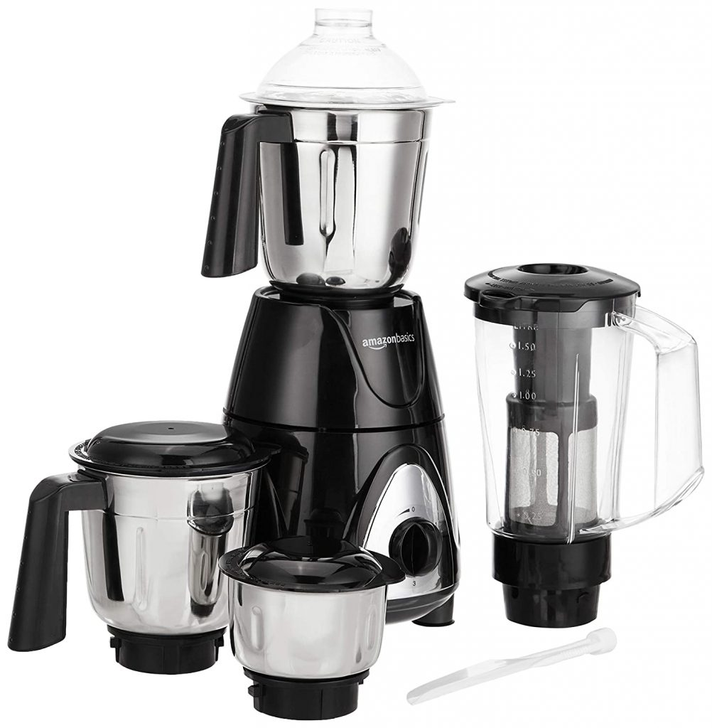 AmazonBasics Premium Juicer Mixer Grinder India