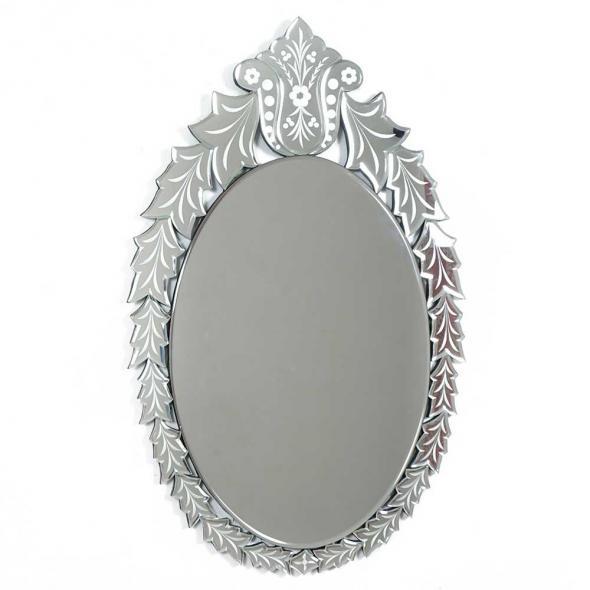 Handcrafted Venetian Mirror