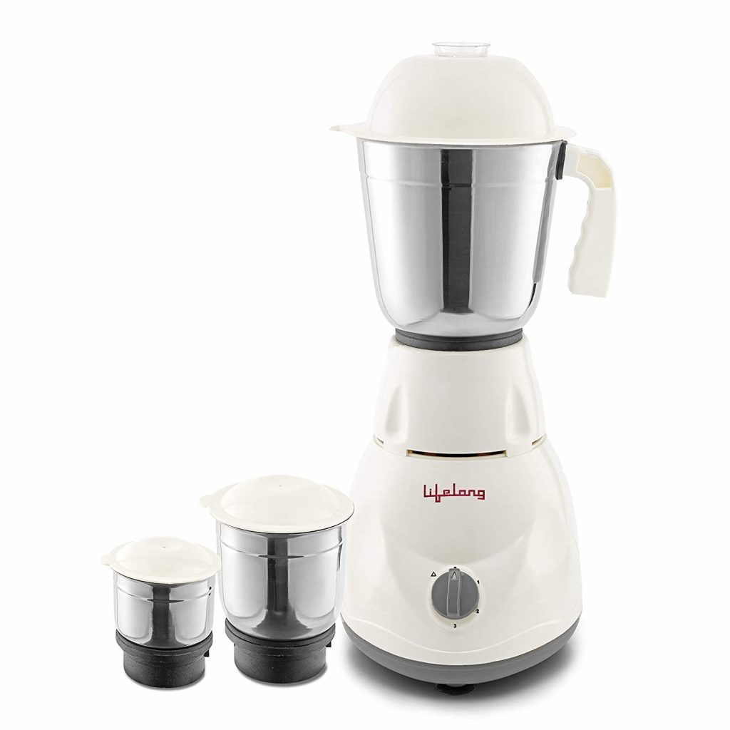 Lifelong Juicer Mixer Grinder India