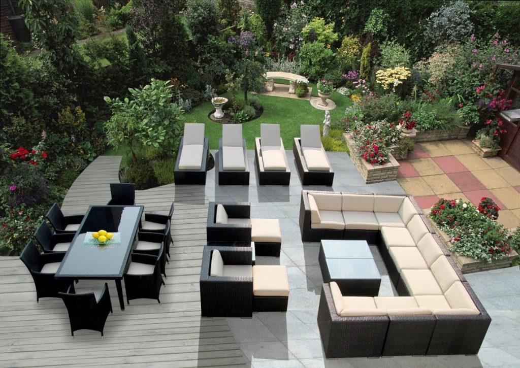 Outdoor Furniture in Bangalore - Metro Furniture