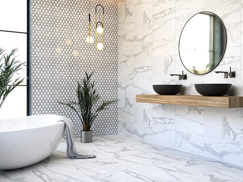 Popular Marble Tiles Flooring in India
