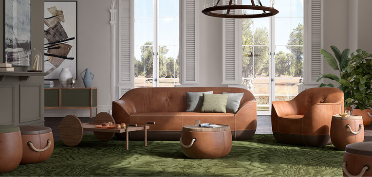 Natuzzi - Best Sofa Brand in Chennai