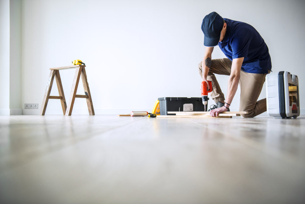 How to Renovate House with No Money