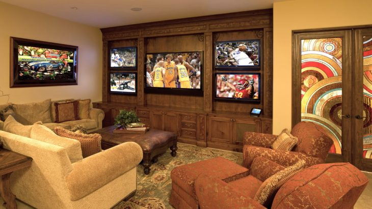 Small Man Cave Ideas On a Budget