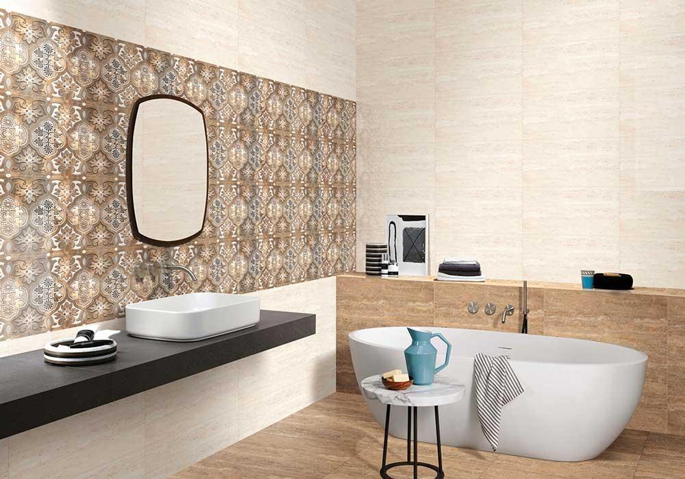 Types of Bathroom Tiles