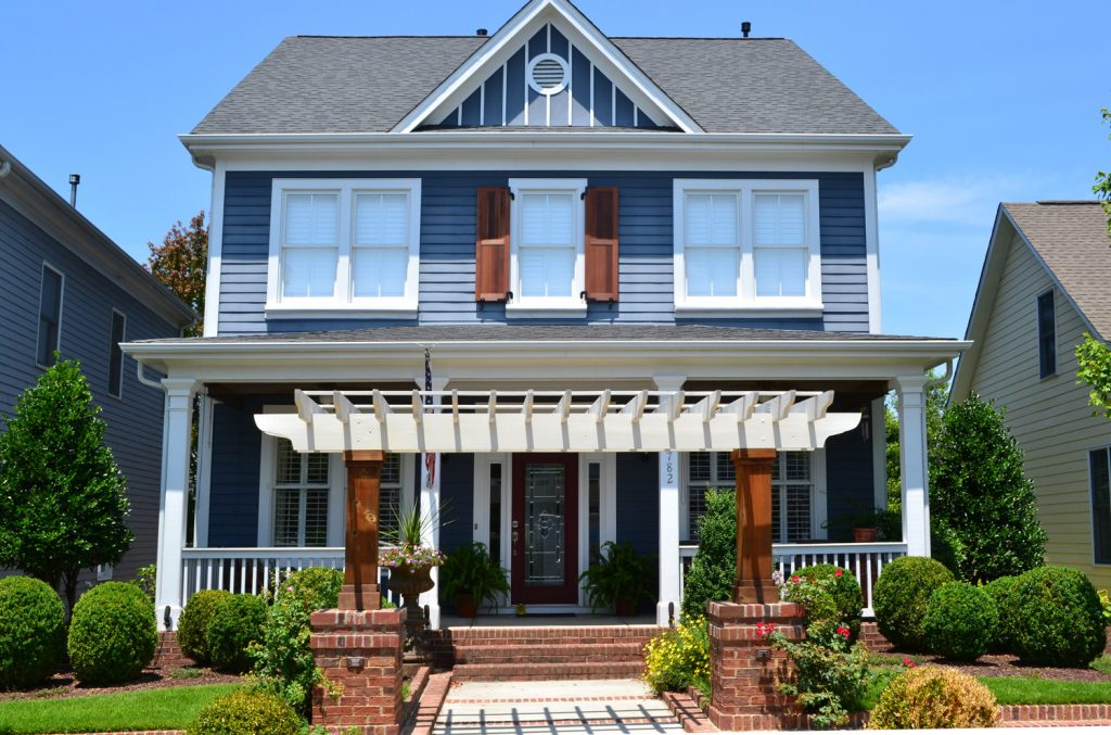 History of Exterior Shutters