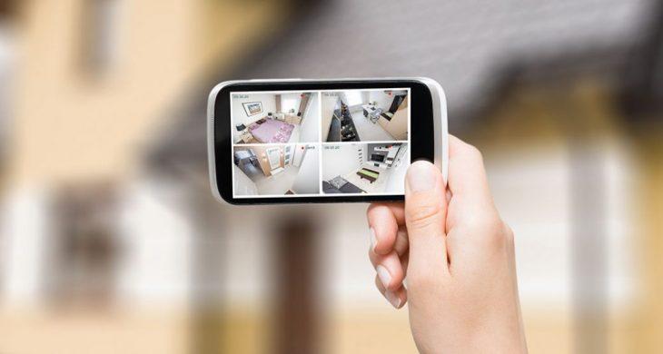 Home Video Surveillance