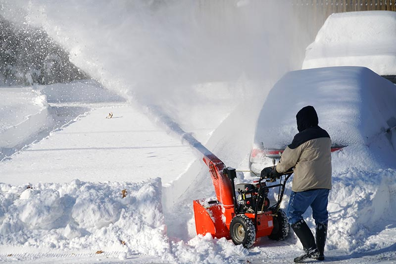 Maintain Your Snow Blower