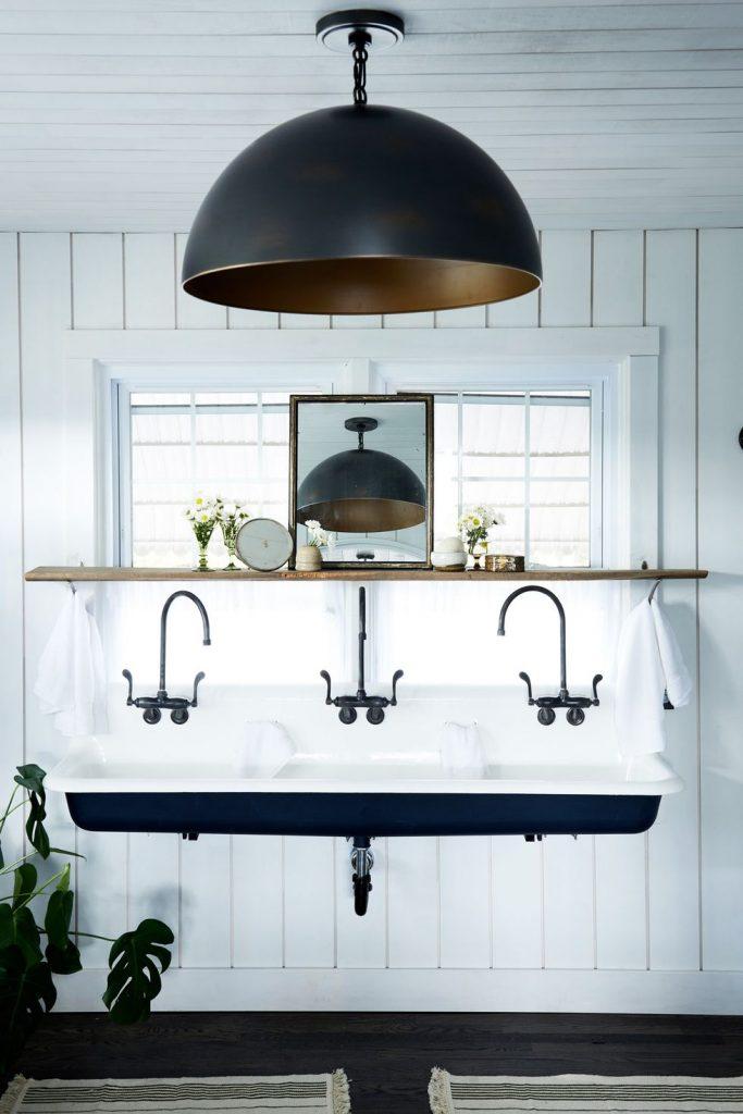 cheap diy bathroom ideas 8