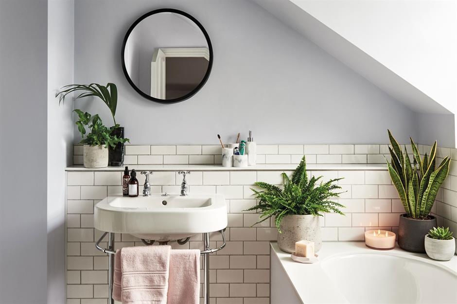Cheap DIY Bathroom Ideas
