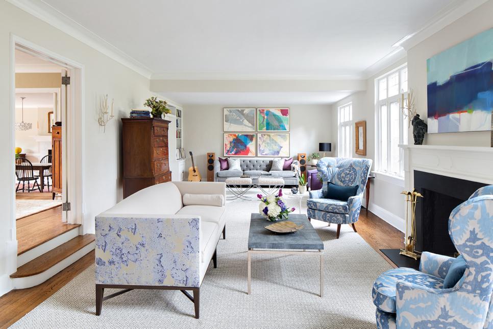 cheap living room makeover ideas 10