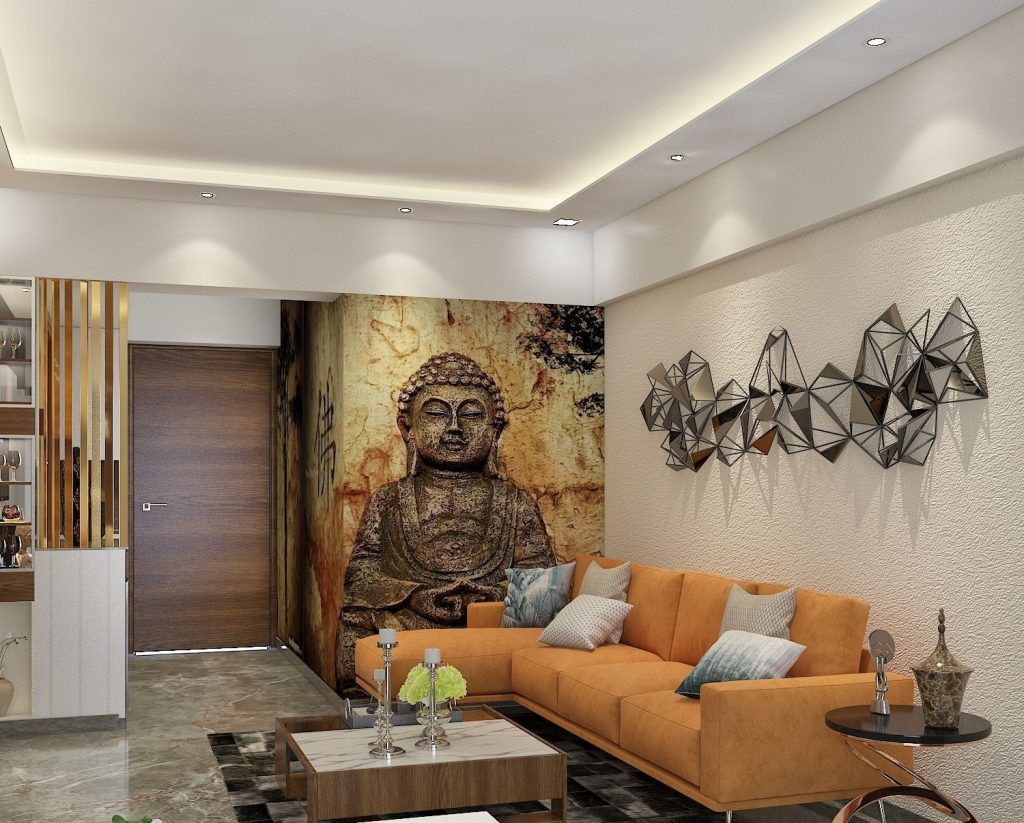 Cheap Living Room Makeover Ideas