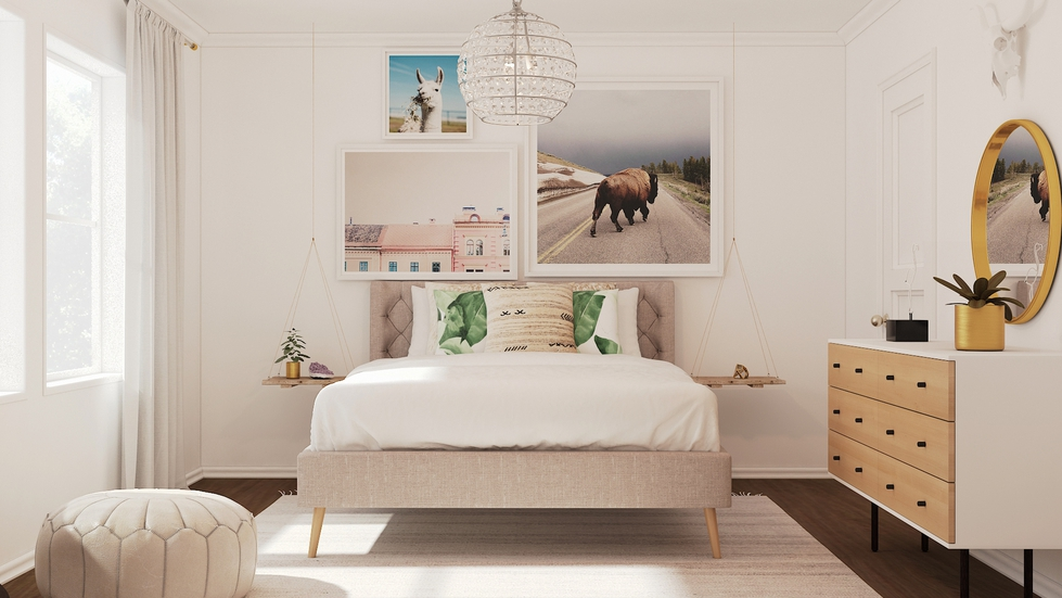 Decorating Teenager Bedroom On a Budget