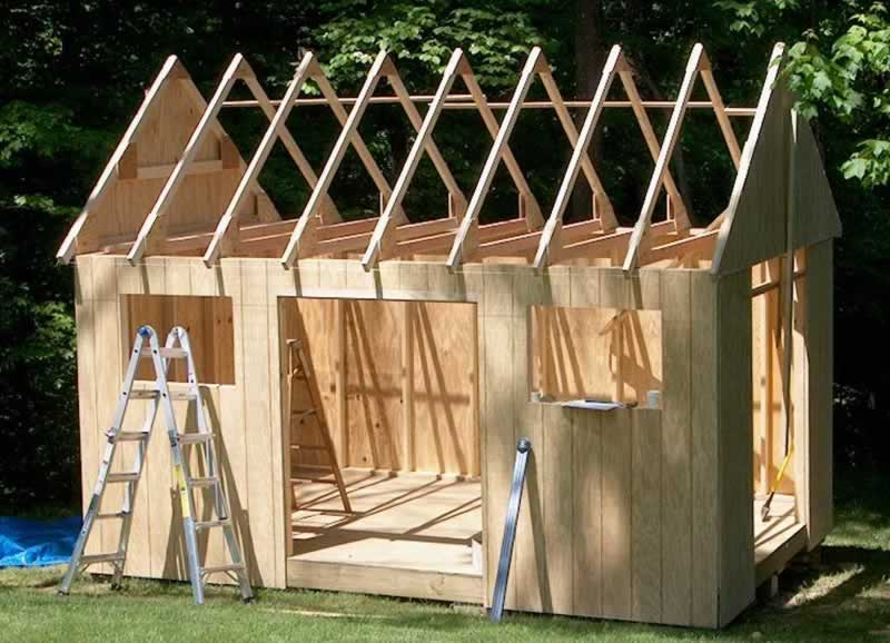 Do I Need a Permit to Build a Storage Shed in United States