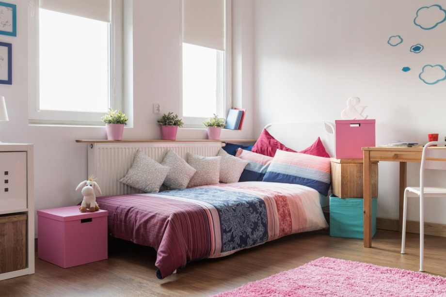 Teenage Bedroom Furnitures On a Budget