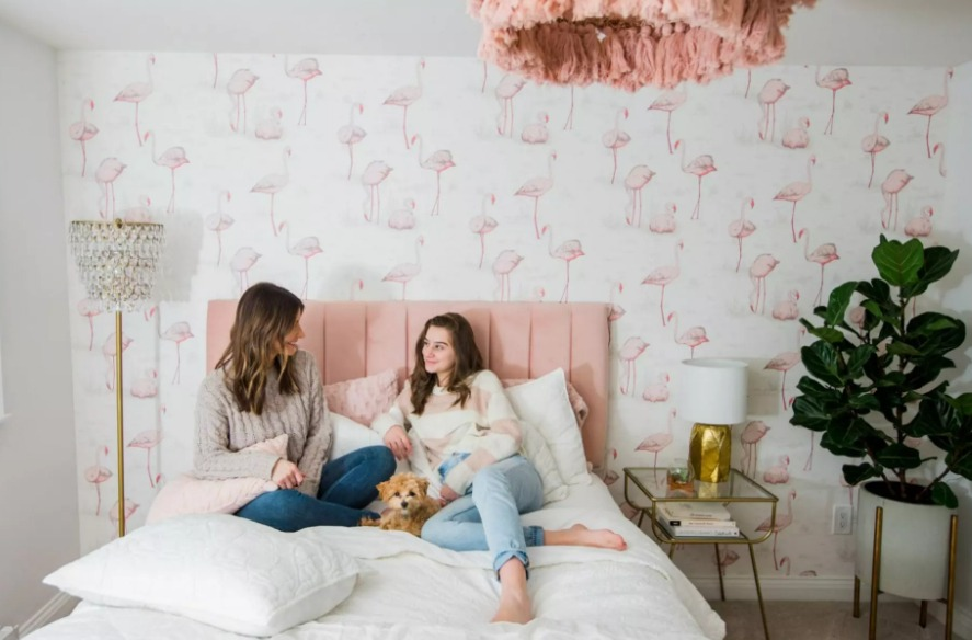 Teenage Bedrooms and Avoiding the Teenage Mood