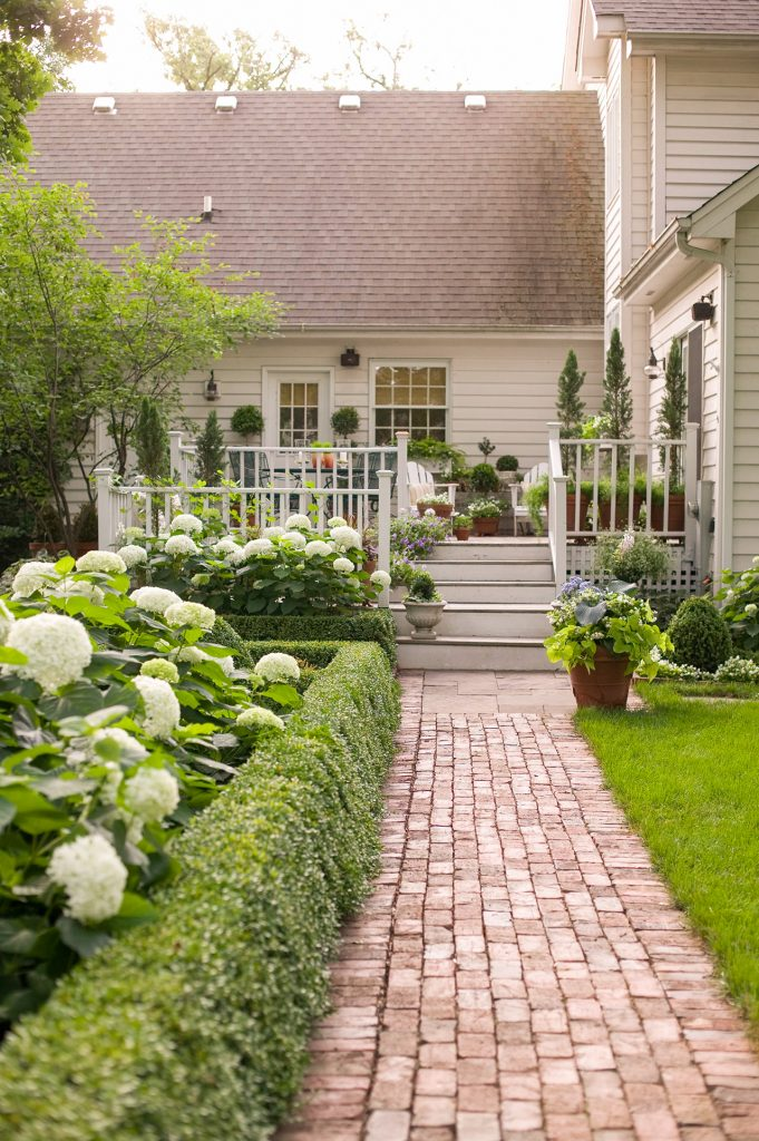 Basic Simple Garden Landscape Design