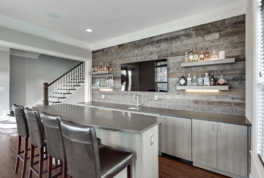Home Bar Ideas On a Budget