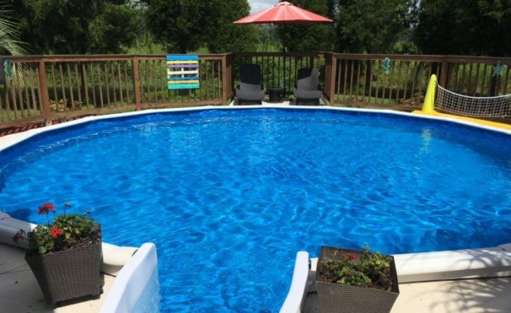 Above Ground Pool Maintenance Tips