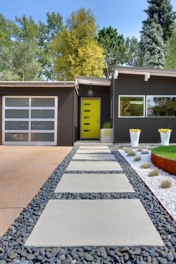 Patio Pavers Front Yard Landscaping Ideas