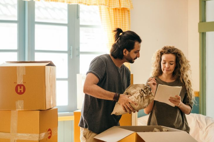 Tricks to Avoid Stress While Moving