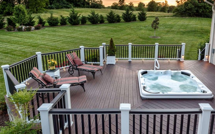Cheap Above Ground Pool Decks