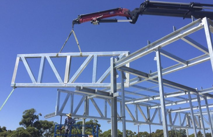 Structural Steel Home Additions