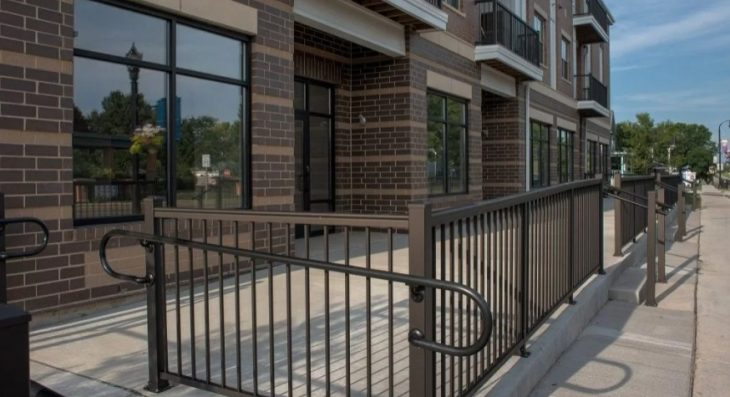 What is a Balustrade Railing