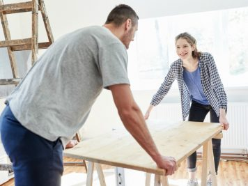 Complete a Home Renovation Project Quickly
