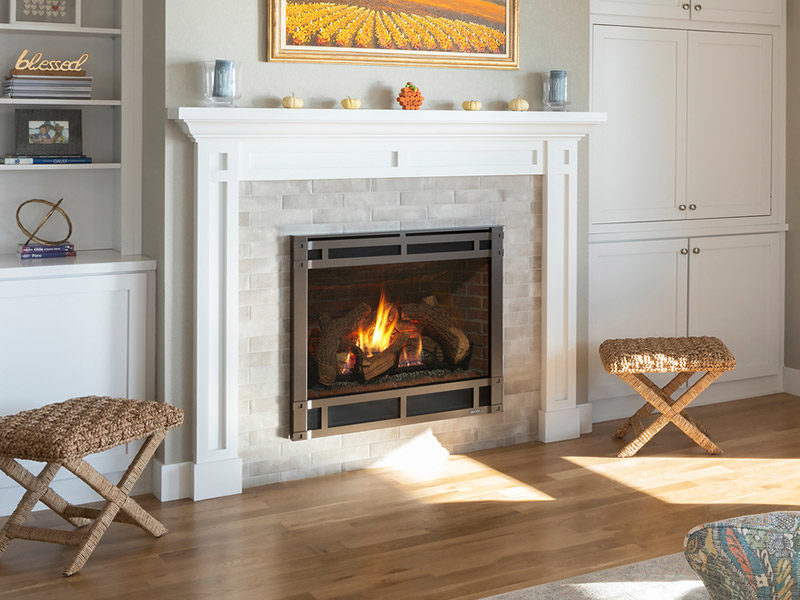 History of Wood Burning Stoves and Fireplaces