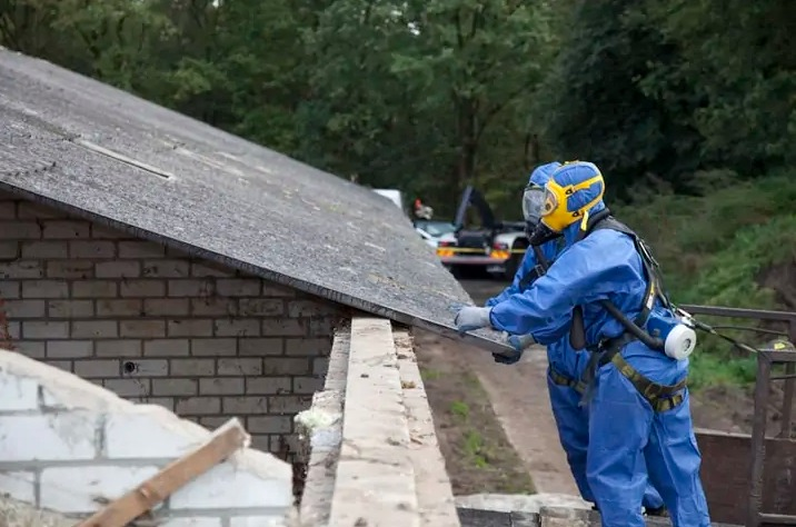 Remove Asbestos From Residential House