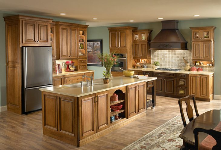 How to Install Basic Wood Cabinets